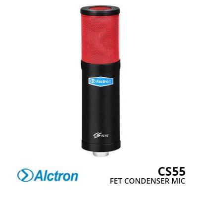 Jual Alctron CS55 High Performance FET Condenser Mic Harga Terbaik