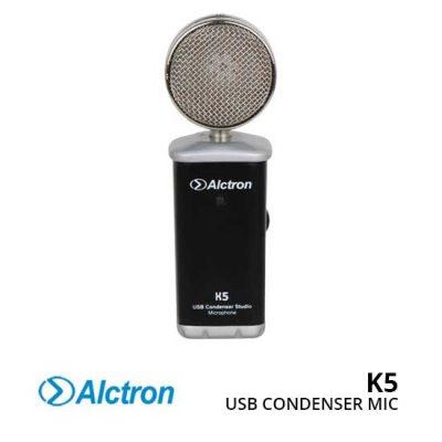 Jual Alctron K5 USB Condenser Microphone Harga Terbaik