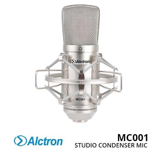 Jual Alctron MC001 Studio Condenser Microphone Harga Terbaik