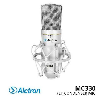 Jual Alctron MC330 High Performance FET Condenser Mic Harga Terbaik