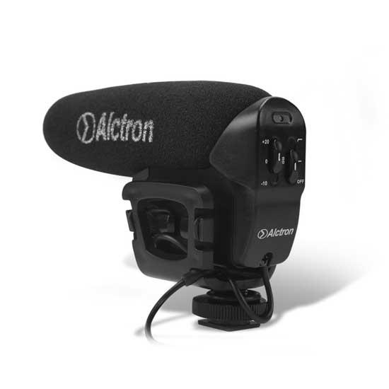 Jual Alctron VM-6 Shotgun Video Microphone Harga Terbaik