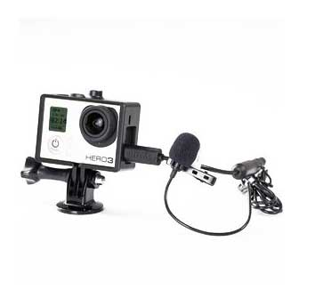 Jual Boya BY-LM20 Lapel Clip-on Omnidirectional Lavalier Microphone - Harga