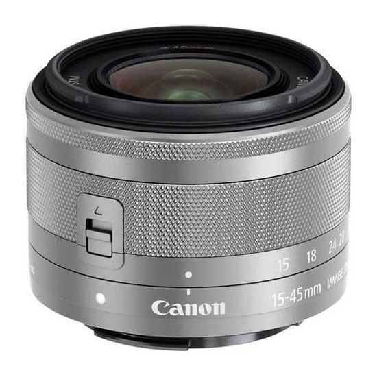 Jual Canon EOS M100 Kit EF-M 15-45 IS STM & EF-M 22 STM Grey Harga Terbaik