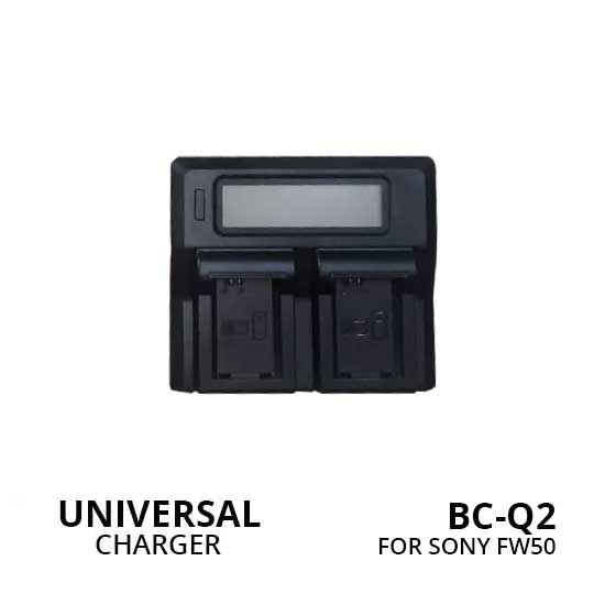 Jual Charger BC-Q2 for Sony FW50