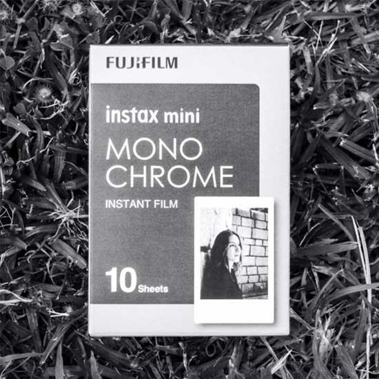 Jual Fujifilm Instax Mini Refill Monochrome
