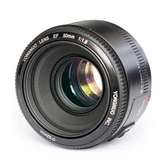 Jual Lensa Yongnuo Canon 50mm f/1.8