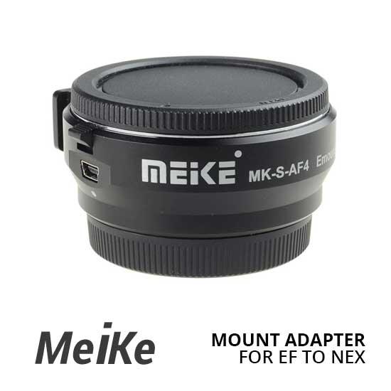 Jual Meike Mount Adapter for EF to NEX