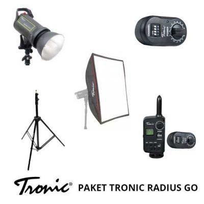 Paket Lampu Studio Tronic Radius Go Harga Murah dan Berkualitas