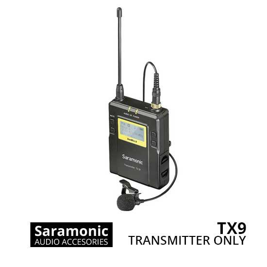 Jual Saramonic UwMic9 (TX9) Wireless Microphone Harga Terbaik
