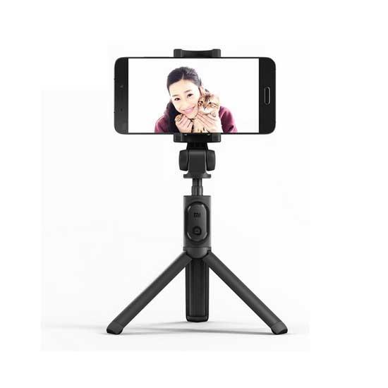 Jual Xiaomi Mi Selfie Stick Tripod - Black