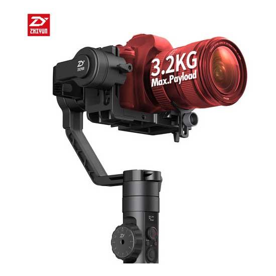 Jual Zhiyun Crane 2 3-Axis Gimbal Stabilizer with Follow Focus