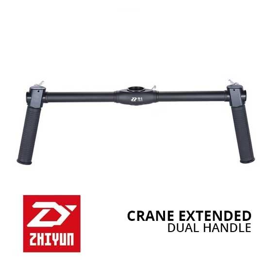 Jual Zhiyun Crane Extended Dual Handle Surabaya & Jakarta