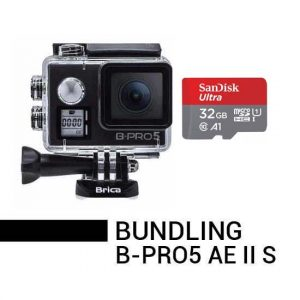 Paket Bundling Brica B-PRO5 Alpha Edition 4K Mark II S Black thumb