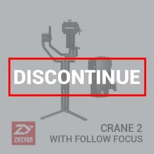 Zhiyun Crane 2 3-Axis Gimbal Stabilizer with Follow Focus