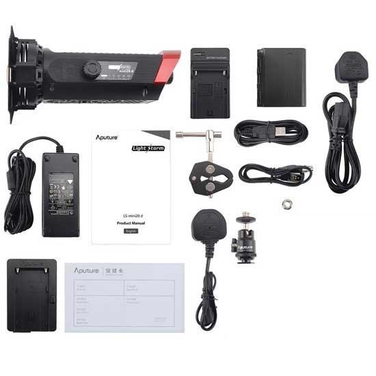 Jual Aputure LS-Mini 20C LED Video Light