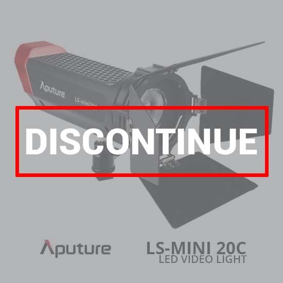 Aputure LS-Mini 20C LED Video Light Discontinue
