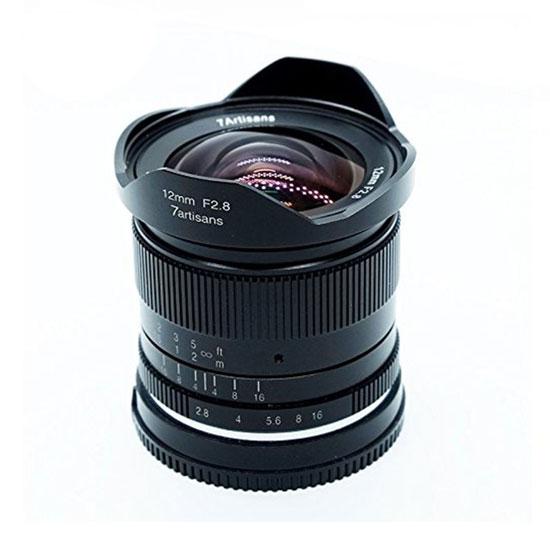 Jual-7Artisans-12mm-f2.8-for-Fuji-X-[Black]-Harga-Terbaik-2