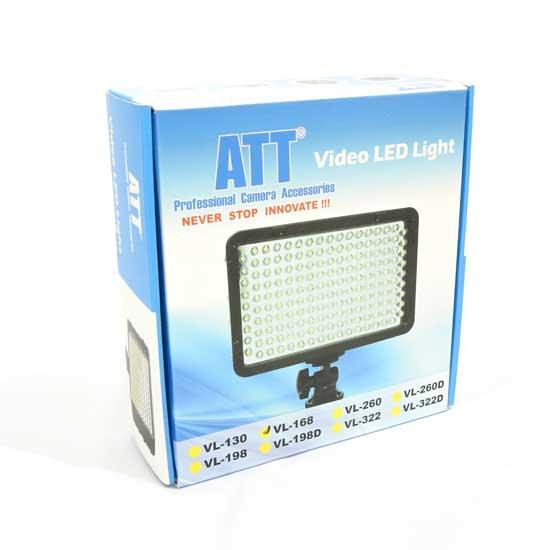 Jual ATT VL-198 LED Light Harga Terbaik