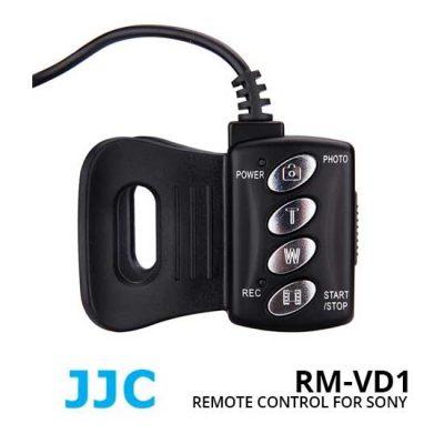 Jual Aksesoris Kamera JJC Remote Control Replaces SONY RM-VD1 Harga Murah