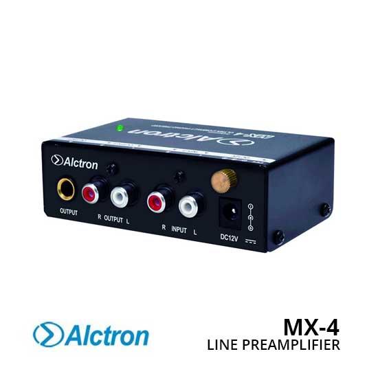 Jual Alctron MX-4 Professional Line Preamplifier Harga Terbaik