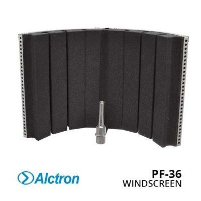 Jual Alctron PF-36 Portable Recording Windscreen Harga Terbaik