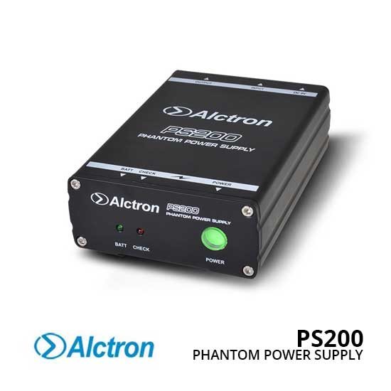 Jual Alctron PS200 Phantom Power Supply Harga Terbaik