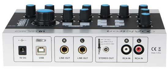 Jual Alctron U16K MK-II USB Audio Interface Harga Mixer Adapter Murah