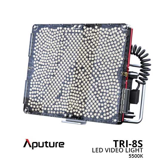Jual Aputure Tri-8S LED Video Light Harga Terbaik