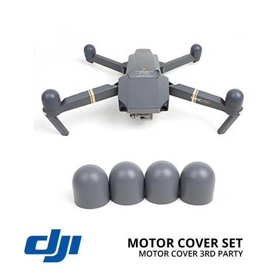 Jual DJI Mavic Motor Cover Set Grey 3rd Party Harga Terbaik