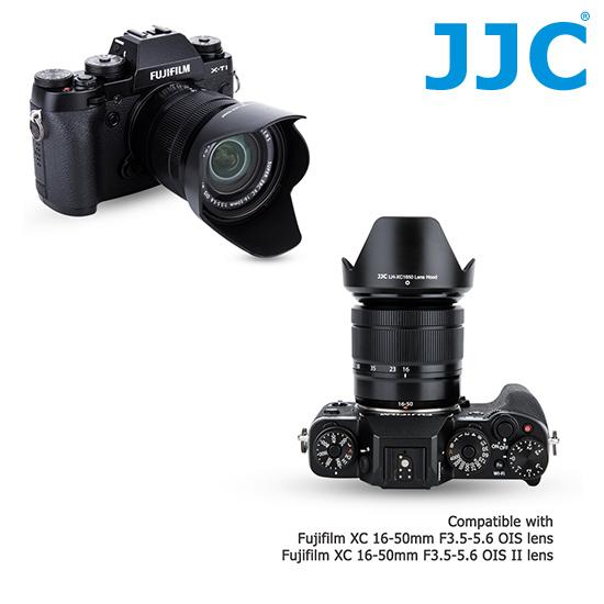 Jual JJC Hood LH-XC1650 For Fujinon XC 16-50mm Harga Terbaik