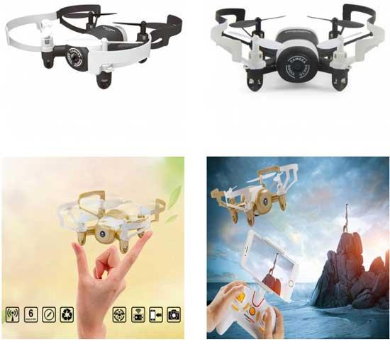 Jual JXD Mini UFO 521DW Quadcopter Harga Terbaik