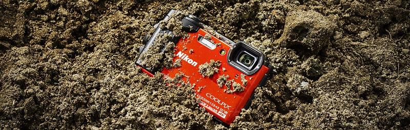 Jual Kamera Pocket Nikon Coolpix w300 Harga Murah