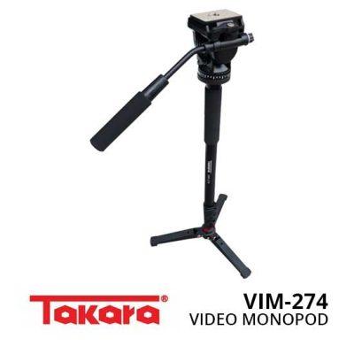 Jual Takara VIM-274 Video Monopod Harga Terbaik