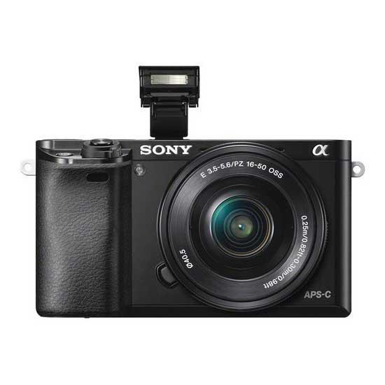 Jual Sony A6000 Kit 16-50mm + SEL 35mm F1.8 OSS Harga Terbaik