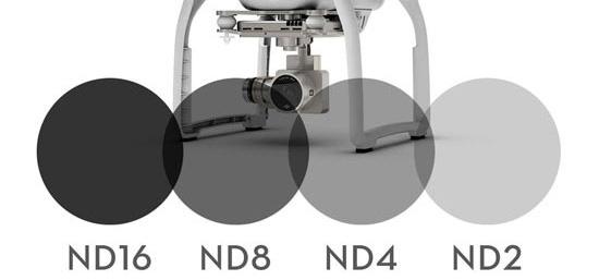 Jual Aksesoris Drone DJI Phantom 4 Filter ND Harga Murah