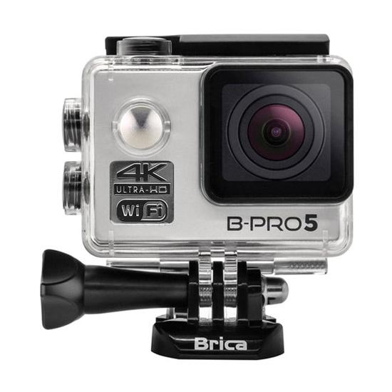 Jual Action Camera Brica B-Pro 5 Alpha Edition Mark II AE2 Silver Harga Murah