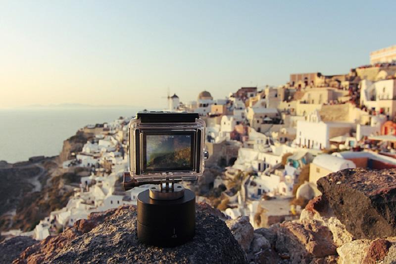 Jual Aksesoris Action Camera Go Motion TimeLapse 60Min ForCamera,Gopro&Yicam-Black Harga Murah