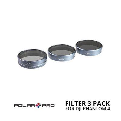 Jual Aksesoris Drone DJI Filter Polar Pro DJI Phantom 4 Filter 3 Pack Harga Murah