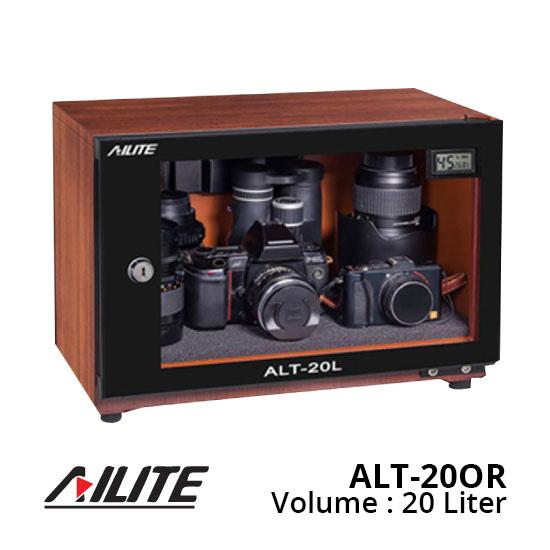Jual Aksesoris Kamera Ailite Dry Cabinet ALT-20OR Harga Murah