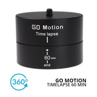 Jual Aksesoris Kamera dan Action Kamera Gopro, Xiaomi Yi Go Motion Time Lapse 60 Minute - Black Harga Murah