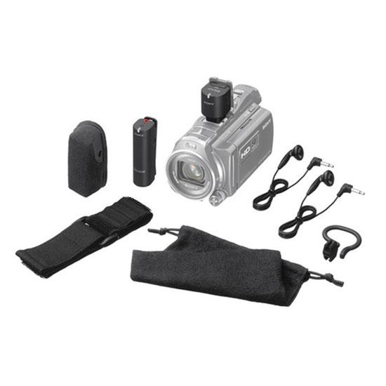 Jual Audio Microphone Kamera dan Camcorder Sony ECM-W1M Wireless Microphone Harga Murah