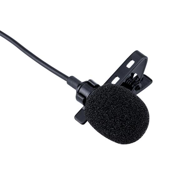 Jual Audio Microphone Lavalier JJC SGM-38 II Omnidirectional Lavalier Microphone Harga Murah