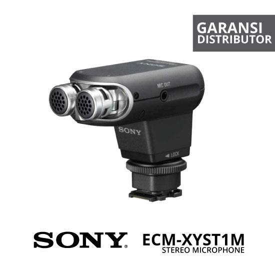 Jual Audio Microphone Stereo Sony ECM-XYST1M Stereo Microphone Harga Murah