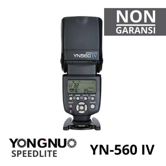 Jual Flash Manual YongNuo YN-560 IV Terbaik Harga Murah