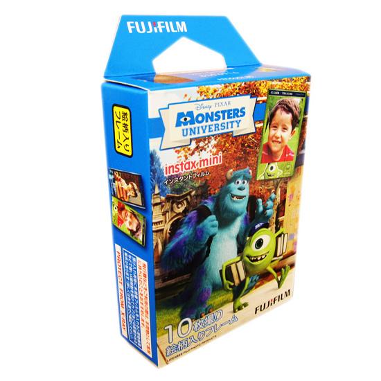 Jual Fujifilm Instax Mini Refill Monster University Harga Murah