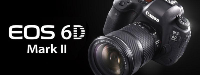 Jual Kamera DSLR Canon EOS 6D Mark II Body Only Harga murah Surabaya Jakarta