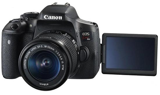 Jual Kamera SLR Canon EOS Kiss X8i Kit 18-55 STM Harga Murah dan Bergaransi