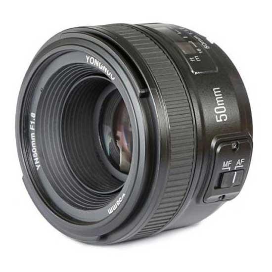 Jual Lensa Yongnuo Lensa Nikon 50mm F1.8 Harga Murah