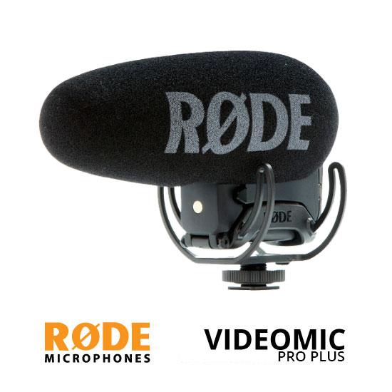 Jual Microphone Rode VideoMic Pro+ Harga Murah