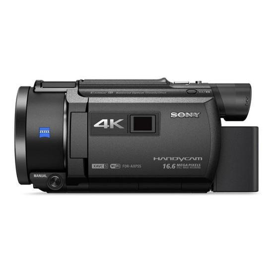 Jual Video Camcorder Sony Handycam FDR-AXP55 4K Harga Murah